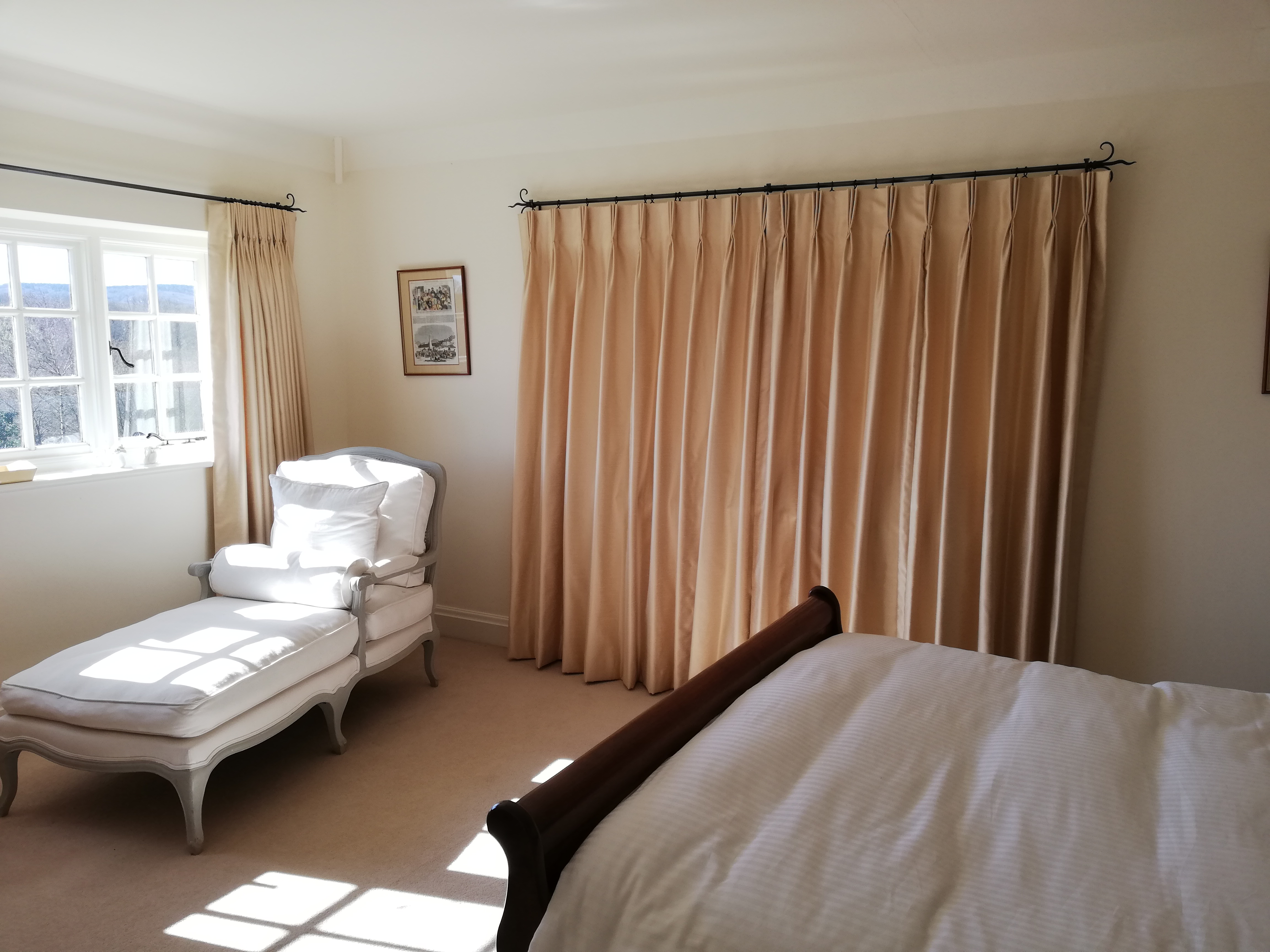 Guest Bedroom Curtains