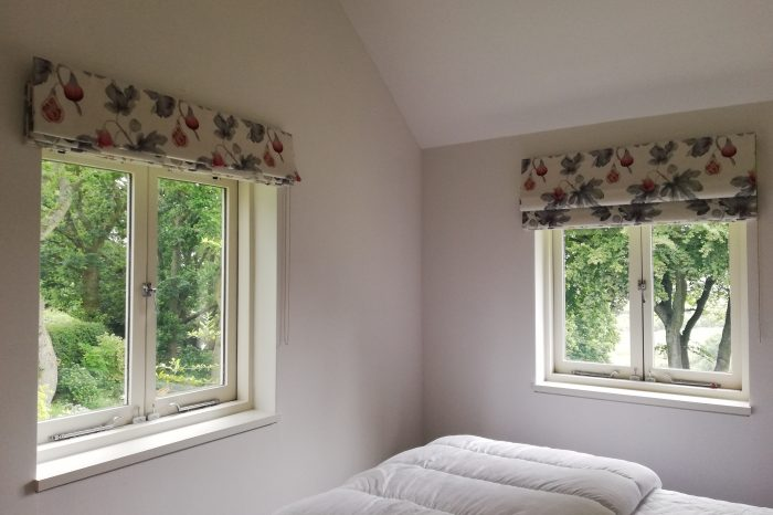 Sanderson Fig Roman Blinds
