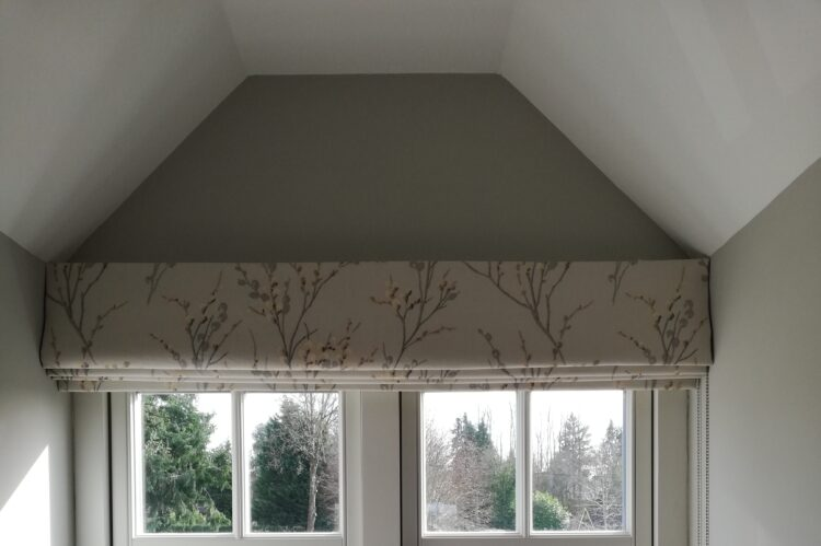 Guest Bedroom Blind